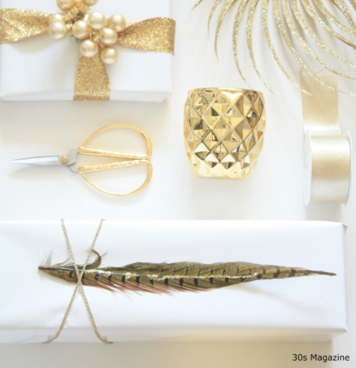 gifts-in-white-and-gold-by-30s-magazine